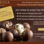 Le chocolatier GODIVA fidélise