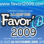 La nuit des Favor'i  2009