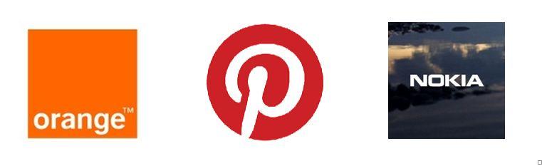 Orange propose sa vision de marque sur Pinterest et les partenaires suivent