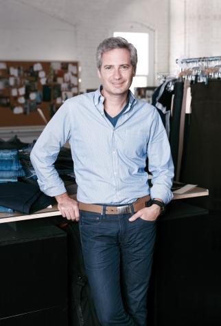 Seth Farbman, Chief Marketing Officer de Gap.