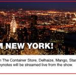 Le retail fait son «big show» à New York
