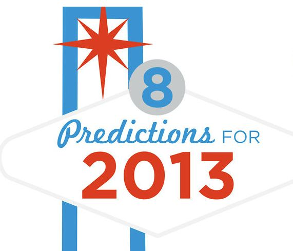 Au petit jeu des prévisions 2013…