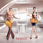 LONGCHAMP : un flagship digital en Responsive Design