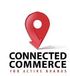 Logo commerce connecté