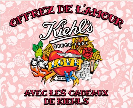 Cadeau Kiehl's