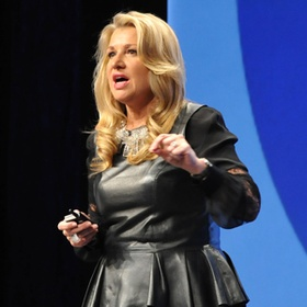 CEO Mindy Grossman speaking today at IRCE 2013 in Chicago.