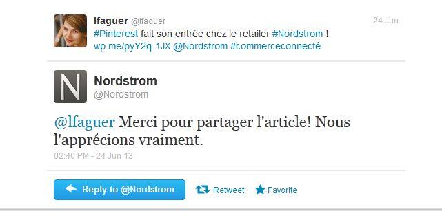 Nordstrom   twitter