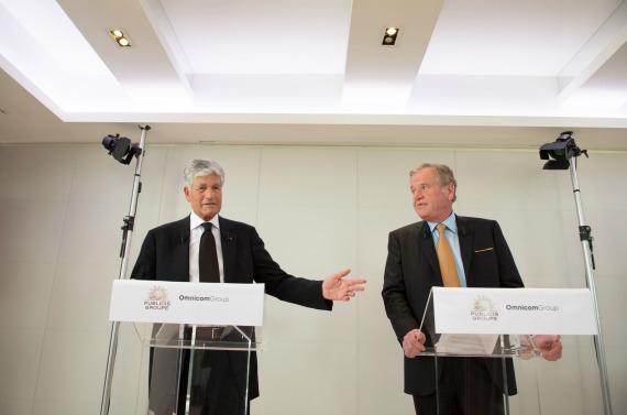 Revue de presse fusion Publicis Omnicom Group