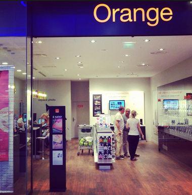 Nouveau magasin  Orange de Hyères