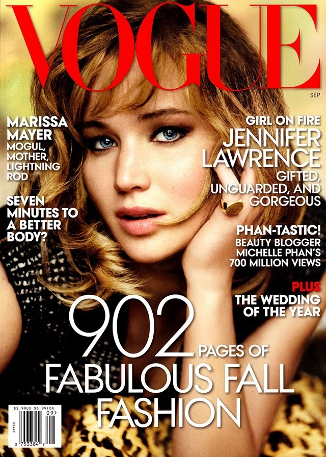 VOGUE US: le September issue 2013 est sorti !
