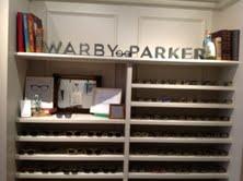 Etagère WP dans un concept store de Philadelphie