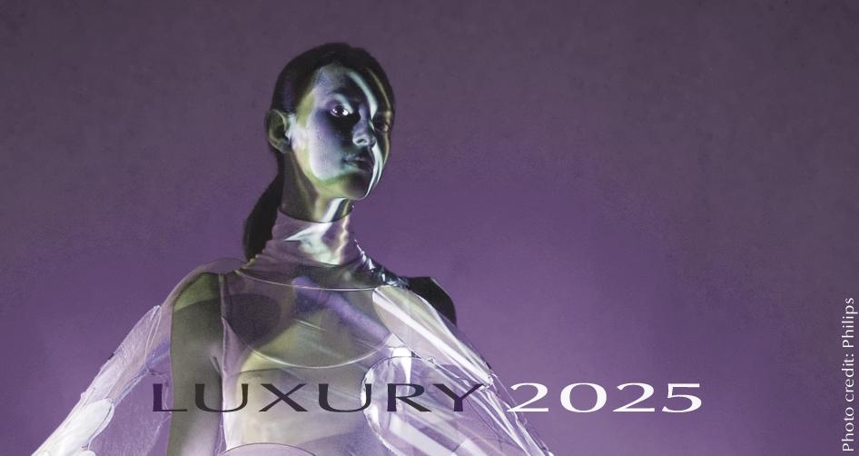 La Conférence Luxury 25, le 20 mars à Paris