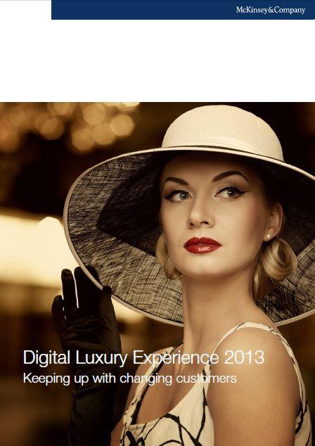 Les clients du luxe ne lâchent plus leur smartphone
