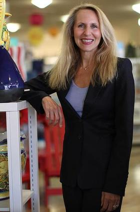 Carol Meyrowitz, CEO TJX Companies, #76   Power Wowen  Forbes