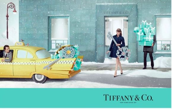 Tiffany & Co. : storytelling dans un New York étincellant