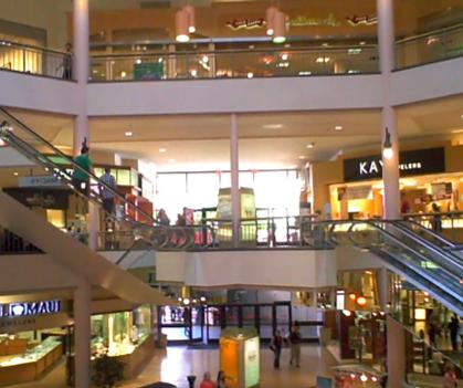 Le centre commercial gère la fréquence de promotions adressées par les enseignes