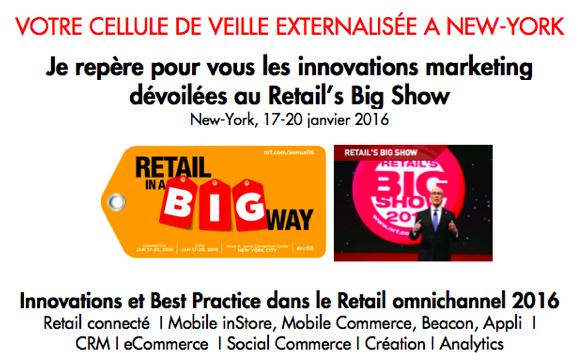 Le Retail's Big Show de New-York