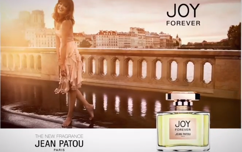 Jean Patou, parfumeur ultra selectif (mobile friendly ?)
