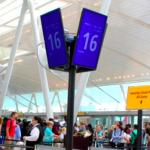 Nouveau à l'aéroport JFK : des beacons pour réduire le stress