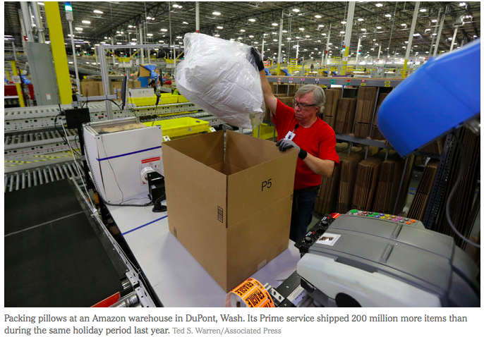 Amazon Prime, money-maker d'Amazon