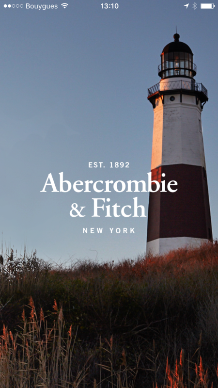 Comment l'appli mobile d'Abercrombie impacte ses ventes magasin