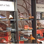 Timberland a choisi New York pour son premier magasin connecté