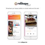 Rolltape simplifie le podcasting – public ou privé