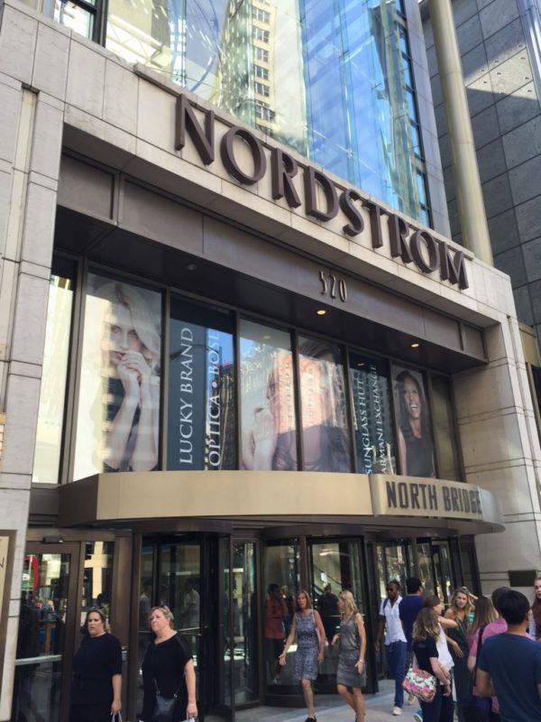 Nordstrom : un service « Reserve & Try » version premium
