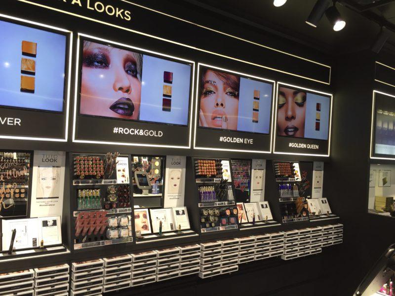 La 1ère boutique L'Oréal Paris? Attentionnée et mobile-centric