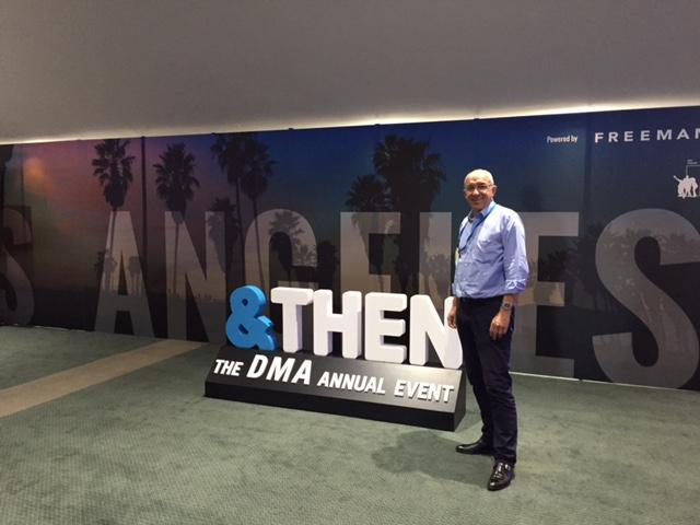 Didier Farge (Conexance) de retour de la DMA:« La Data dans tous ses états»