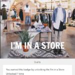 9 millennials américains sur 10 utilisent leur mobile dans un magasin