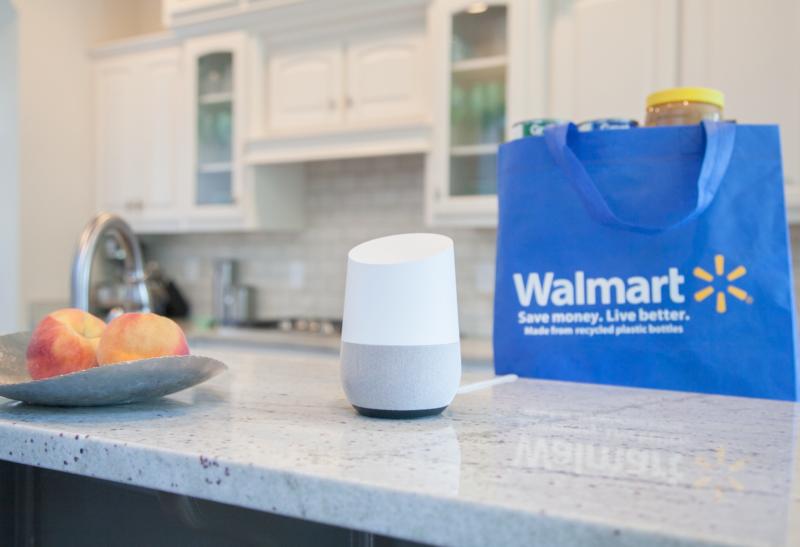 [Voice Commerce] Ce qu'il faut savoir sur le partenariat entre Walmart et Google