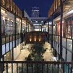 Le nouveau mall Westfield de Los Angeles : california dreaming, appli en main