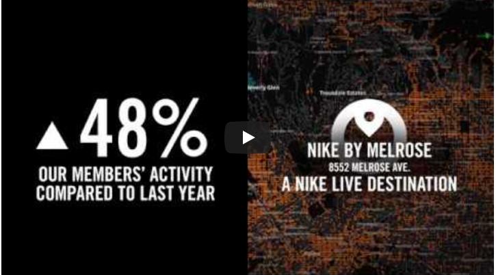 Que retenir du nouveau magasin Nike by Melrose, Los Angeles