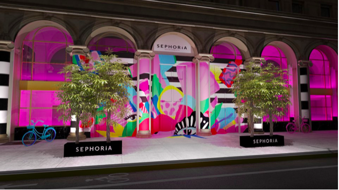 Retour sur SEPHORiA: House of Beauty,  ce week-end à Los Angeles