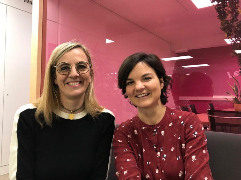 Avec Place2Swap, Estefania Larranaga et Lucie Soulard font entrer les retailers dans l'Economie Circulaire