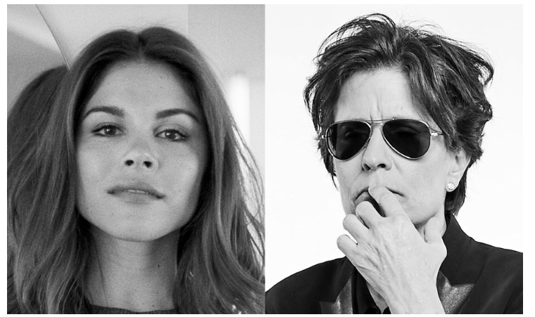 Conversation entre Kara Swisher (Recode) et Emily Weiss (Glossier) sur la Beauté Direct to Consumer