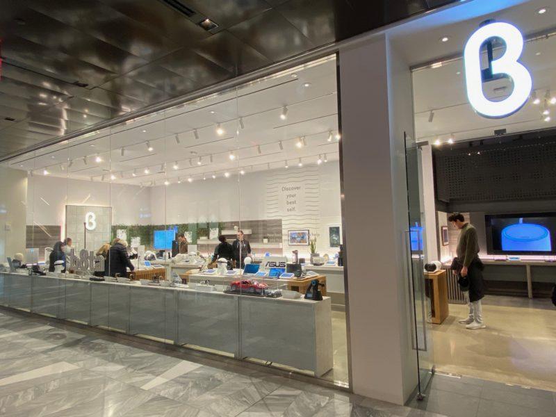 Le futur du retail pourrait bien ressembler à b8ta