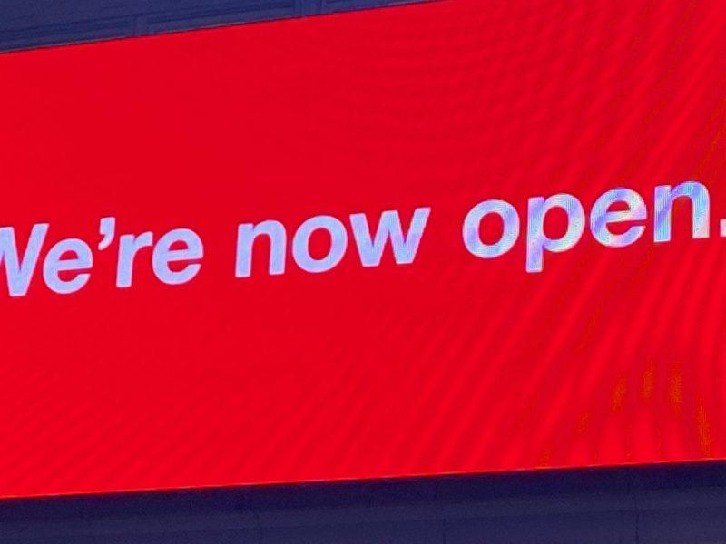 Ré-ouverture des magasins. Comment font les retailers américains ?