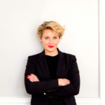 In conversation with Maghan McDowell, Innovation Editor for Vogue Business, in San Francisco