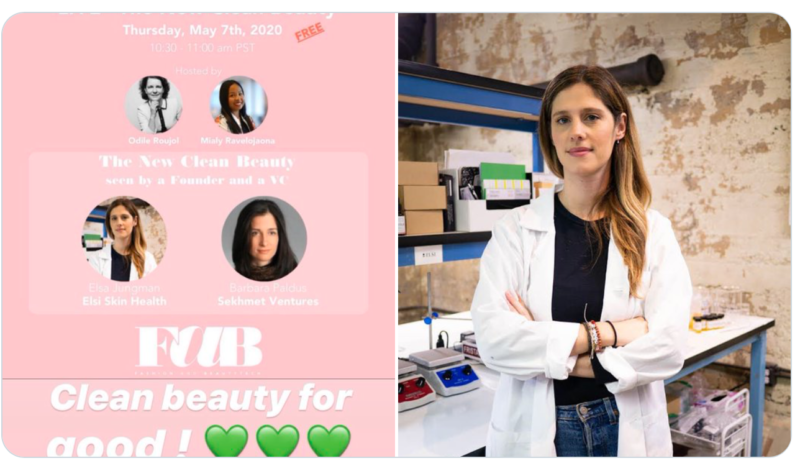 """La nouvelle vague de la VRAIE Clean Beauty """"made in California"""":  une fondatrice et une VC nous rappellent les fondamentaux"""